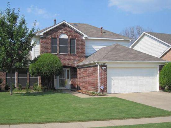 2844 Ironwood Dr, Grand Prairie, TX 75052