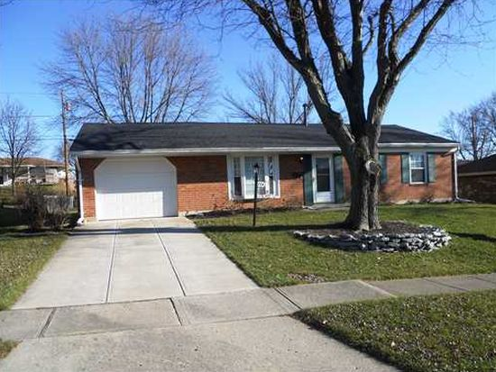 174 Mountair Dr, Vandalia, OH 45377