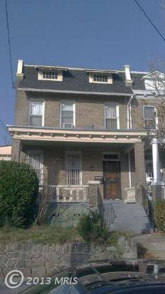 1323 Kennedy St NW, Washington, DC 20011