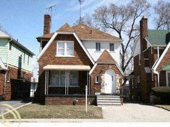 18424 Prairie St, Detroit, MI 48221