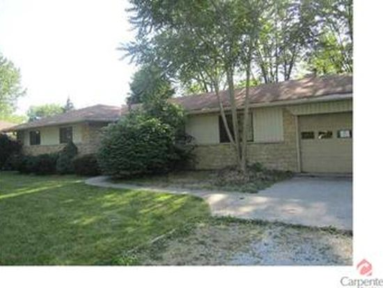 4844 Tincher Rd, Indianapolis, IN 46221