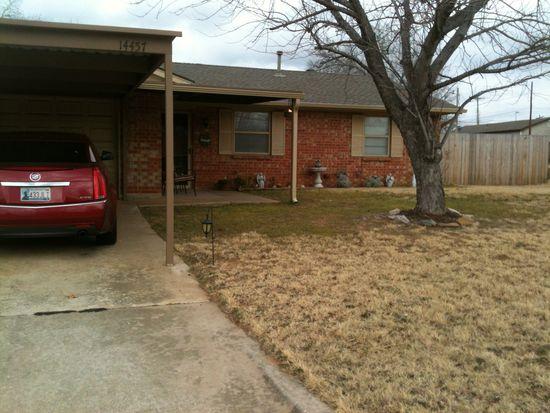 14457 Jesse Dr, Choctaw, OK 73020