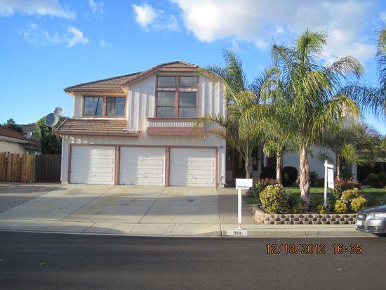 989 Carson Way, Milpitas, CA 95035