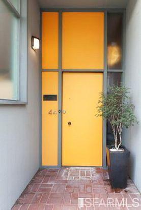 44 Glover St, San Francisco, CA 94109