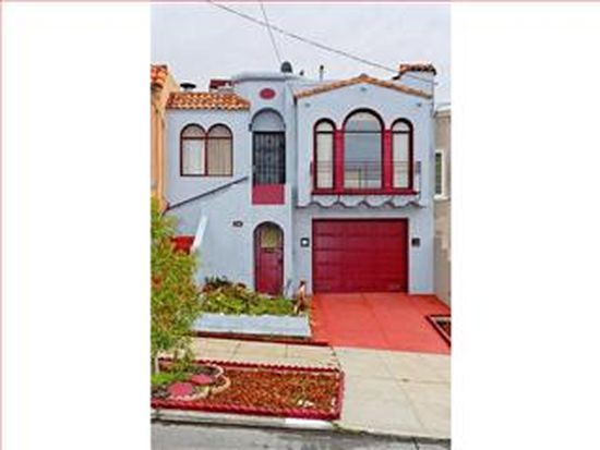 2546 33rd Ave, San Francisco, CA 94116