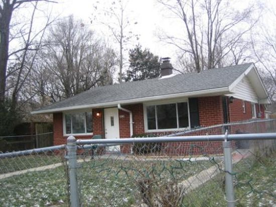4438 Norwaldo Ave, Indianapolis, IN 46205