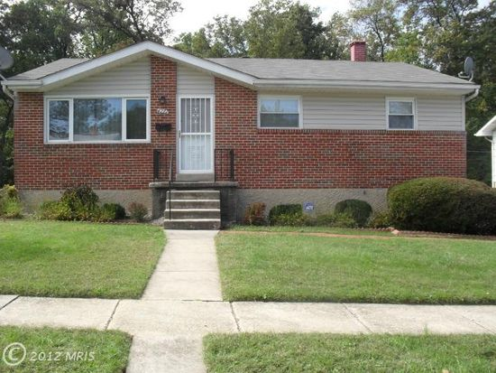 4737 Byron Rd, Baltimore, MD 21208
