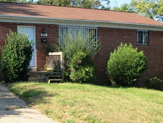 4113 Will St, Capitol Heights, MD 20743