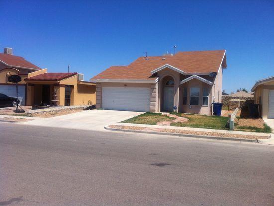 721 Esmeralda Armendariz, El Paso, TX 79932