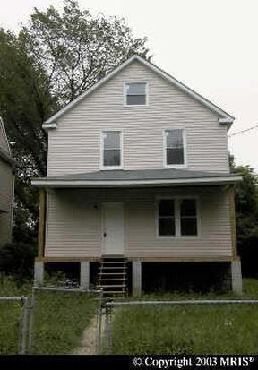 3025 Oakley Ave, Baltimore, MD 21215