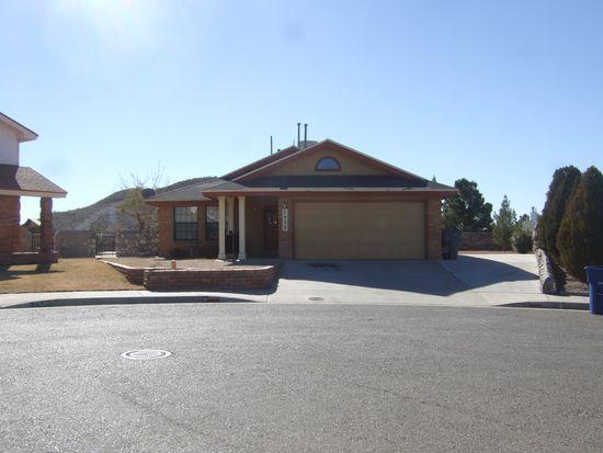7332 Canyon Run Dr, El Paso, TX 79912