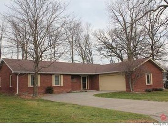 606 Heritage Ln, Anderson, IN 46013