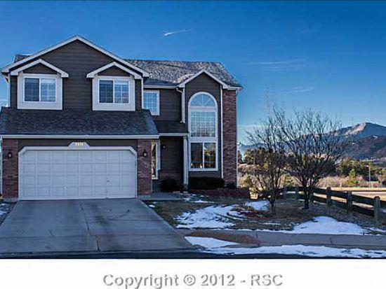 1111 Mount Estes Dr, Colorado Springs, CO 80921