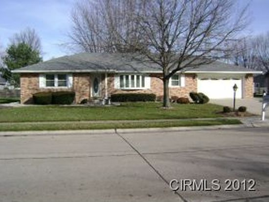 2810 Rockford Ln, Kokomo, IN 46902