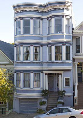 126 Belvedere St, San Francisco, CA 94117