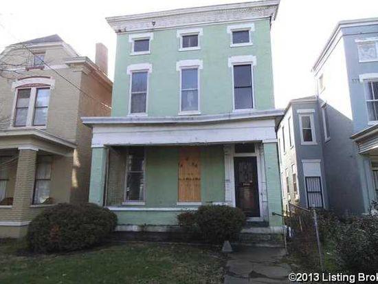 2208 W Chestnut St, Louisville, KY 40211