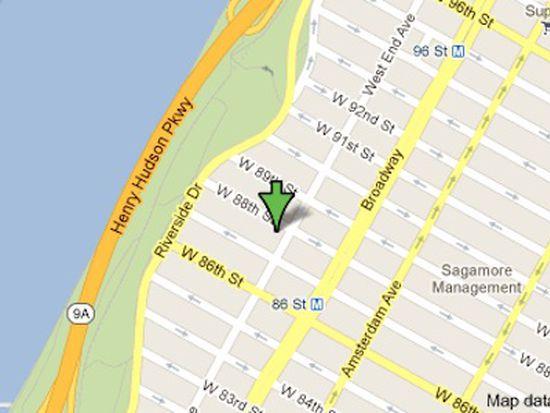 575 W End Ave APT 3D, New York, NY 10024