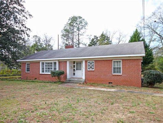 405 Forrest Dr, Fort Valley, GA 31030