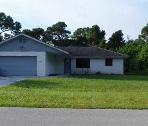 5953 Gillot Blvd, Port Charlotte, FL 33981