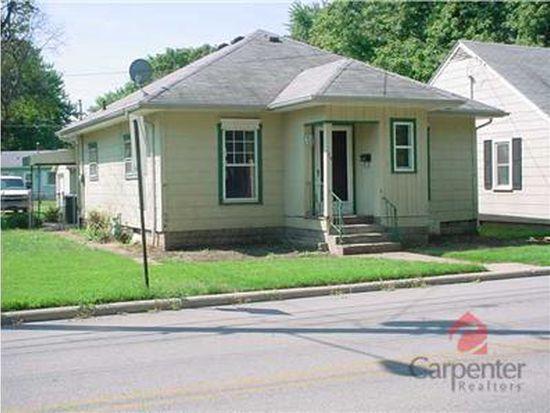 129 W Vineyard St, Anderson, IN 46012