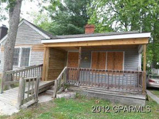 1404 Myrtle St, Greenville, NC 27834