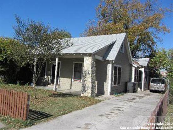411 W Lullwood Ave, San Antonio, TX 78212