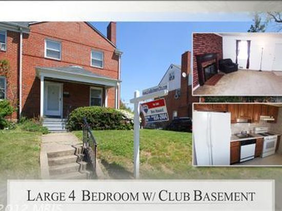 1816 Northbourne Rd, Baltimore, MD 21239