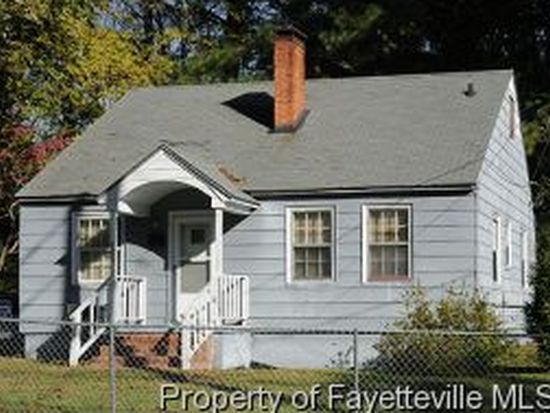 205 Brookwood Ave, Fayetteville, NC 28301