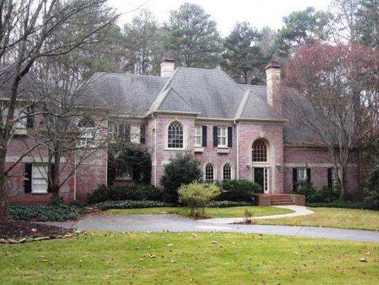 7655 Ball Mill Rd, Atlanta, GA 30350