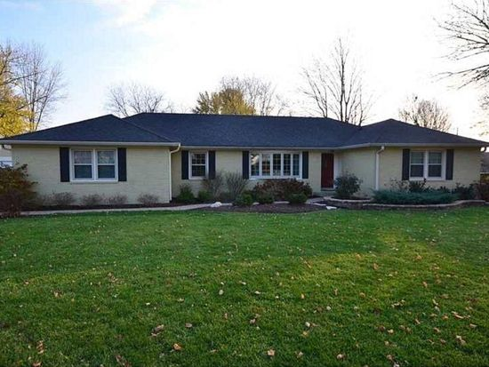 831 Golf Ln, Indianapolis, IN 46260