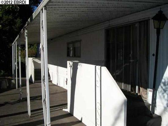 4695 San Pablo Dam Rd TRLR 1, El Sobrante, CA 94803