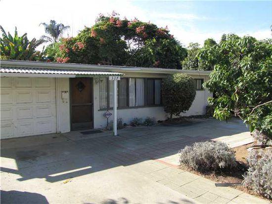 327 N Acacia Ave, Solana Beach, CA 92075