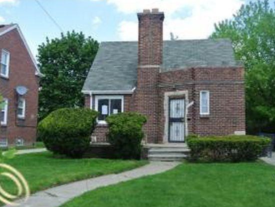 16832 Kentfield St, Detroit, MI 48219
