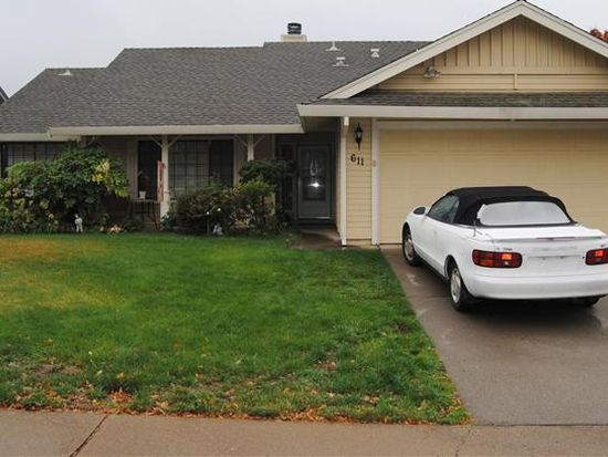 611 Lyndhurst Ave, Roseville, CA 95678