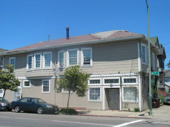 703 Martin Luther King Jr Way, Oakland, CA 94607