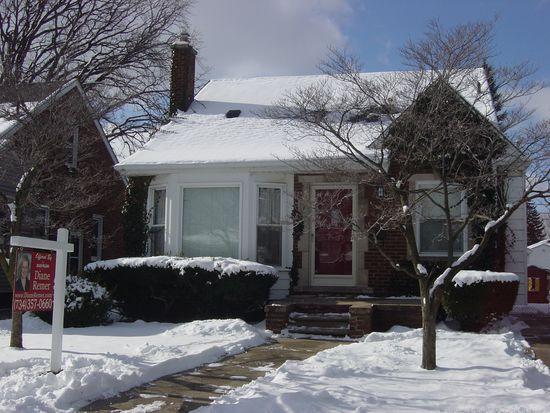 8098 Winona Ave, Allen Park, MI 48101