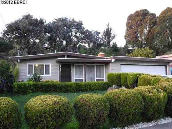 2061 Espanola Dr, San Pablo, CA 94806