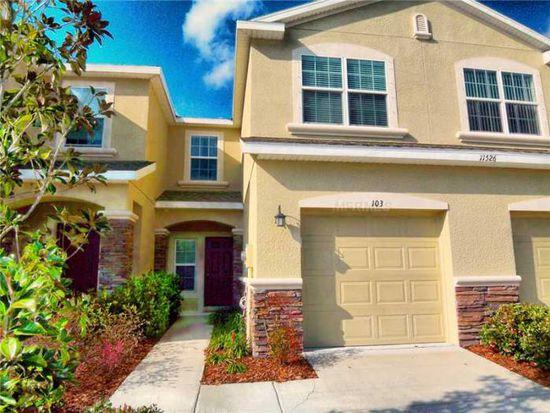 11526 84th Street Cir E UNIT 103, Parrish, FL 34219