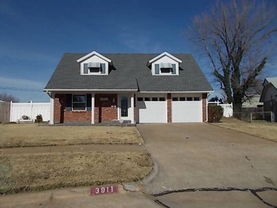 3911 SE 14th Pl, Del City, OK 73115