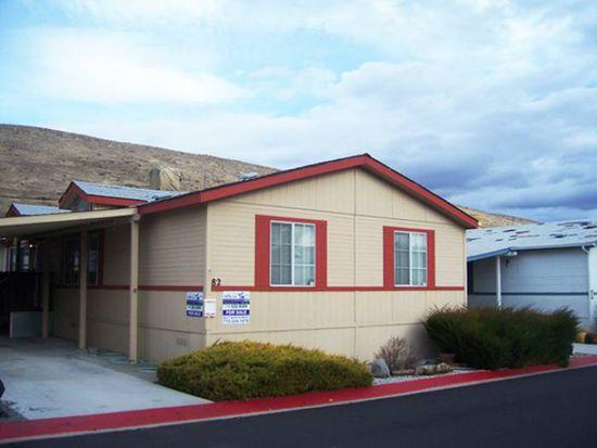 7440 W 4th St TRLR 82, Reno, NV 89523