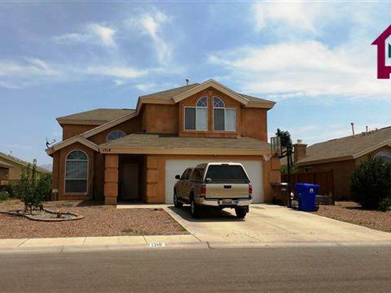 1318 Magoffin Pl, Las Cruces, NM 88007