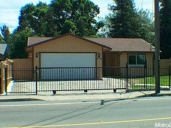 320 Norwood Byp, Sacramento, CA 95815