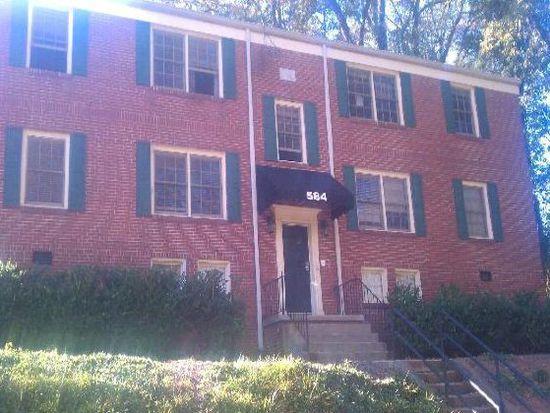 584 Goldsboro Rd NE APT A, Atlanta, GA 30307