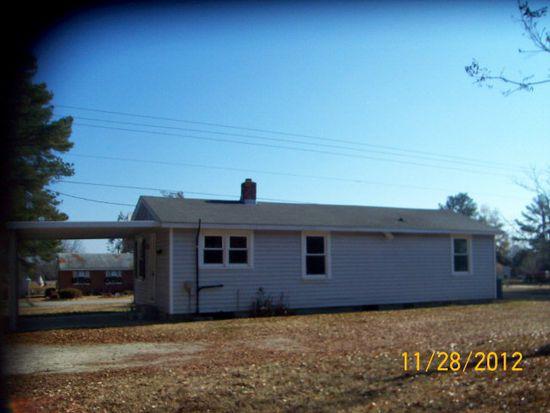 4920 Frank Price Church Rd, Wilson, NC 27893