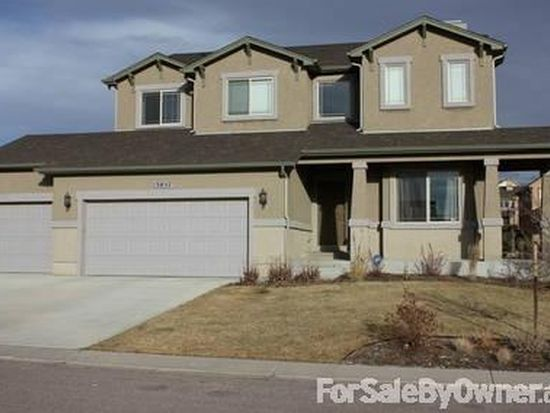 13857 Lazy Creek Rd, Colorado Springs, CO 80921