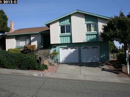 506 Baylor Ct, Benicia, CA 94510