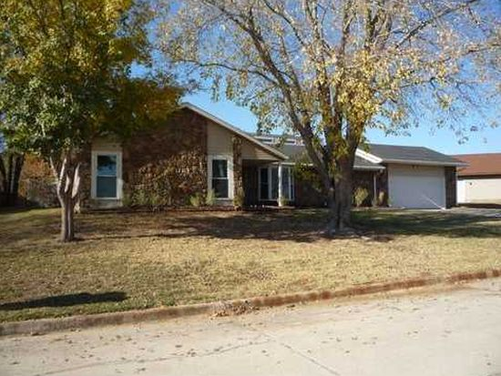 14625 NE 6th St, Choctaw, OK 73020