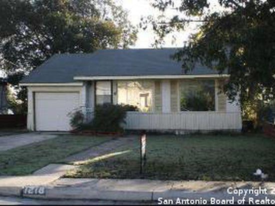1218 Onslow Dr, San Antonio, TX 78202