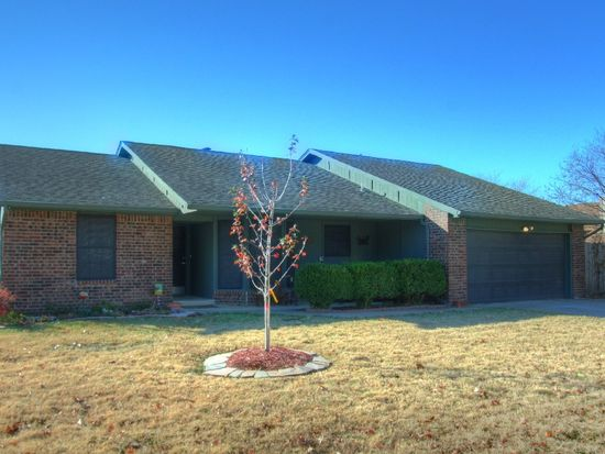 1317 W Hot Springs Pl, Broken Arrow, OK 74011