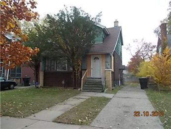 12822 Glenfield St, Detroit, MI 48213